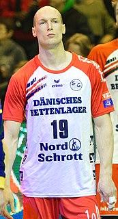 Johan Jakobsson Swedish handball player