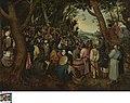 Johannes predikt tot de menigte, circa 1601 - circa 1620, Groeningemuseum, 0040037000.jpg