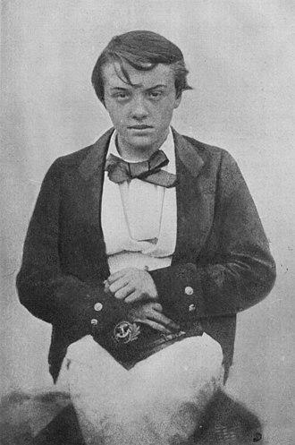 John Fisher, 1st Baron Fisher - Fisher as Midshipman 1856–1860