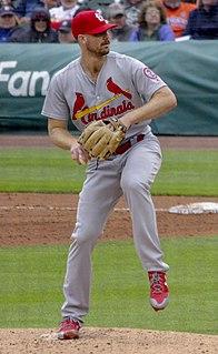 John Gant American baseball player