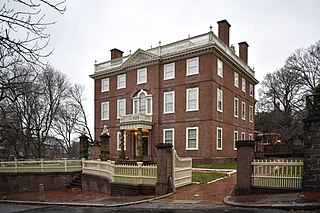 John Brown House (Providence, Rhode Island) United States historic place
