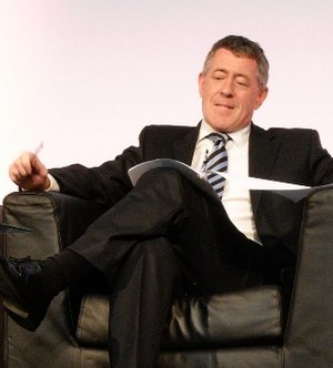 English: John Denham at Innovate '08