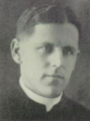 Gonzaga Preparatory School - Rev. John C. McAstocker, SJ, first Principal.