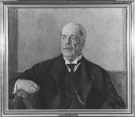Jonas C:son Kjellberg, 1858-1942, industri- och bankman, ingenjör, politiker, gift med Anna Maria Almqvist