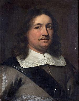Joost Banckert - Image: Joos van Trappen, gezegt Banckert, of Banckers (1599 1647), commandeur der vloot van Zeeland, admiraal in dienst der West Indische Compagnie