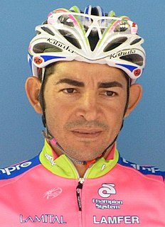José Serpa Colombian cyclist