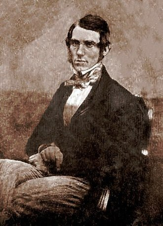 Joseph Dalton Hooker - Daguerreotype of Hooker by William Edward Kilburn, circa 1852