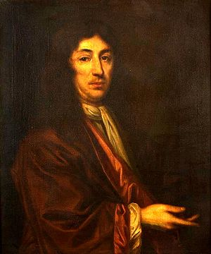 Joseph Dudley - Portrait believed to be of Dudley, by Sir Peter Lely