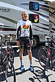 Joshua Berry of Jelly Belly p b Maxxis before the start of Stage 2 in Modesto (34228337723).jpg