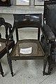 Joshua Marshman Used Chair - Carey Museum - Serampore College - Hooghly 2017-07-06 0755.JPG