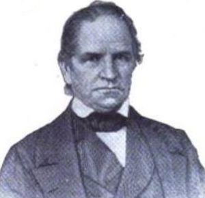 Josiah Holbrook -  1826 portrait
