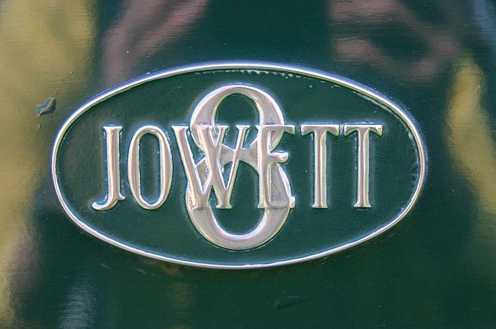 Jowett Eight badge