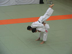 Ju no kata in competition.jpg