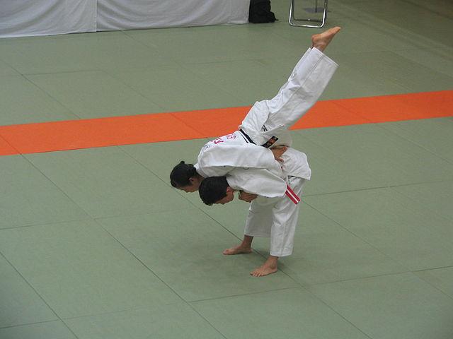 Resultado de imagen de KATA  judo