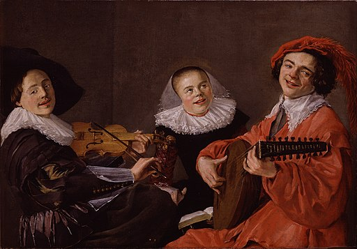 Judith Leyster The Concert