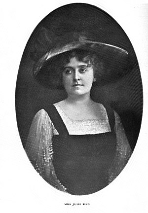 A. Edward Sutherland - Julie Ring 1909