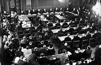 War-responsibility trials in Finland - The trials were held in the House of the Estates