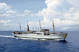 MS Jutlandia - Image: Jutlandia