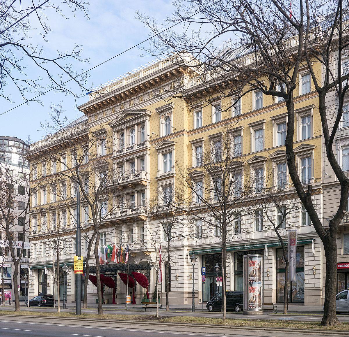 Hotel  Sterne Wien