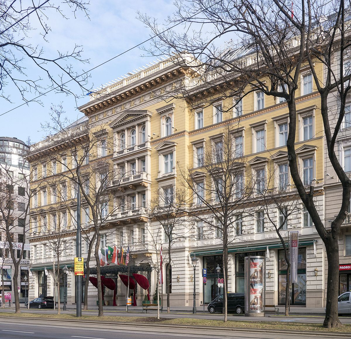 Grand Hotel Erzherzog Joseph Kroat