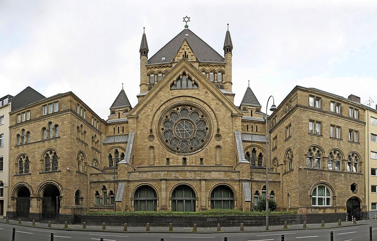 Synagoge Köln Roonstraße