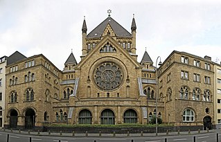 Roonstrasse Synagogue synagogue in Cologne