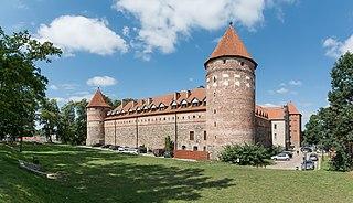 Bytów Castle