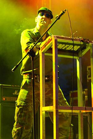 Sascha Konietzko - Sascha Konietzko performing live in 2009