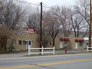 KOAL - KOAL studio, in Carbonville, Utah