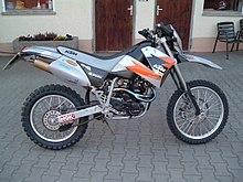 KTM 640 LC4 Enduro – Wikipedia Ktm Adventure Wiring Diagram on