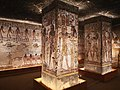 KV17, the tomb of Pharaoh Seti I of the Nineteenth Dynasty, Pillared Chamber F, Valley of the Kings, Egypt (49846646297).jpg