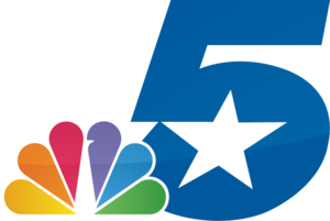 KXAS-TV - Alternate KXAS logo, used from 2014 to 2015.