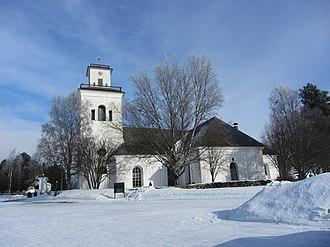 Central Ostrobothnia - Image: Kaarlelan kirkko C IMG 9822