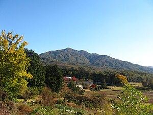 Suigo-Tsukuba Quasi-National Park - Image: Kabasan