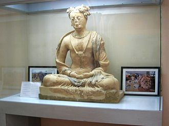 Hinduism in Afghanistan - Kabul Museum statue