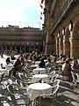 Kaffetrinken auf der Plaza Mayor (8096825).jpg