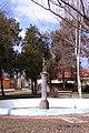 Kagylós díszkút (Máté István), Szentes 2012-03-15 - panoramio.jpg