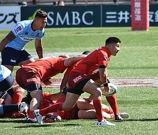 Kaito Shigeno Rugby player