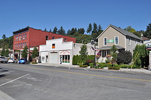 Kalama, Washington - Downtown Kalama