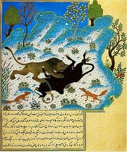 Persian Language Wikipedia - Farsi language map