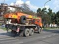 KamAZ-43118 crane truck in Kraków (1).jpg
