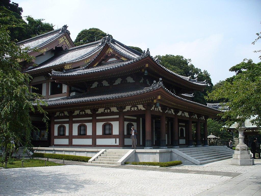 Kamakura Hasedera Kannondou