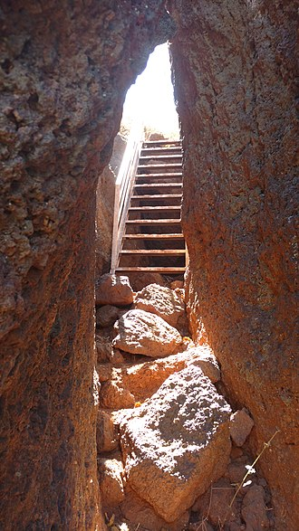 Kamalgad - Image: Kamalgad fort 1