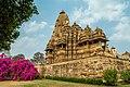Kandariya mahadev temple at Khajuraho.jpg