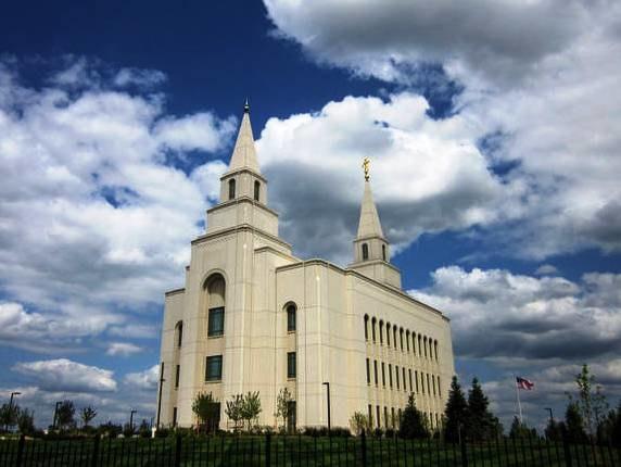 Kansas City Missouri Temple 11