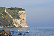 Kap Arkona, am Strand, i (2011-10-02) by Klugschnacker in Wikipedia
