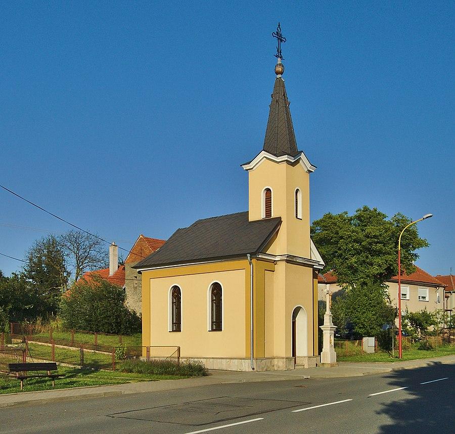 Hvozd (Prostějov District)