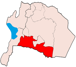 Karak Governorate - Sauth Mazar Department