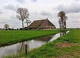 Karakteristieke boerderij, Aldlansdyk in Cornjum 02.jpg