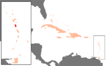 Dominica is one of the Leeward Islands. It is located south of Guadeloupe and north of Martinique in the chain of islands defining the Caribbean's eastern extent.